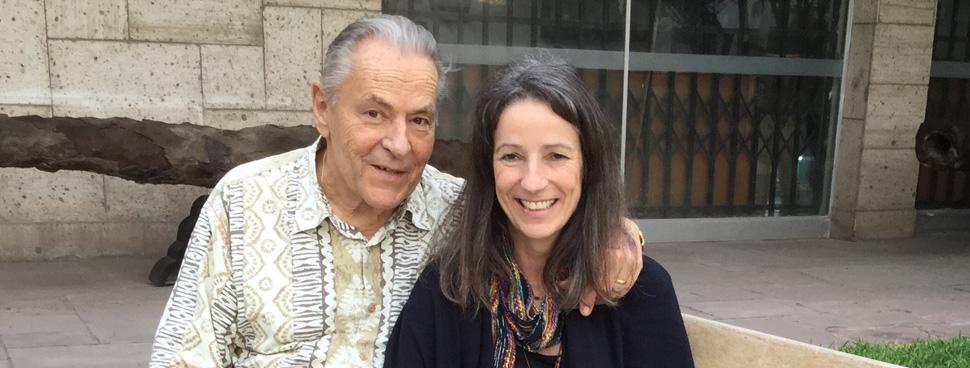 Brigitte und Stanislav Grof